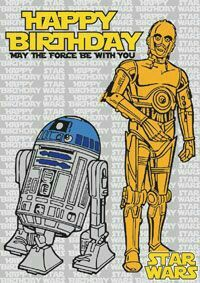 Birthday  star wars