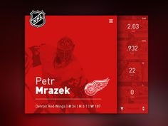 Daily UI Challenge: Sports Card