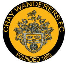 CRAY WANDERES FC   - BROMLEY -  other logo