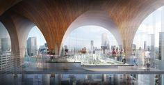 """Gallery - Subversive Methods Make A Skyscraper in Michael Ryan Charters and Ranjit John Korah's """"Unveiled"""" - 5"""
