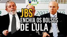 Em delação, JBS afirma que enchia os bolsos de Lula e Dilma