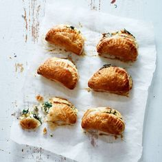 "82 Likes, 3 Comments - Co-op Food (@coopukfood) on Instagram: ""Filled with feta and spinach, these crumbly puff pastries are the best kind of picnic food. Find…"""