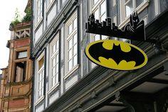 batman headquarters #batman
