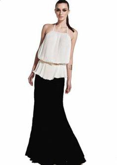 Morena Rosa Women's Long Maxi Skirt