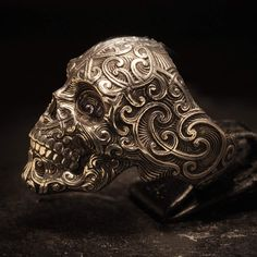 Big Rings, Small Rings, Rings For Men, Skull Jewelry, Fine Jewelry, Men's Jewelry, Jewellery, Handmade Jewelry, Fashion Bracelets