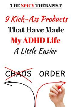 9 Kick-Ass Products That Have Made My ADHD Life A Little Easier I& a mental health therapist with Adult ADHD; here is a list of 9 kick-ass products that have helped make my ADHD life a little easier! Adhd Help, Adhd Diet, Adhd Brain, Adhd Strategies, Adhd Symptoms, Adult Adhd, Stress, Mental Illness, Self Help