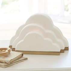 Glowing Cloud Lamp f