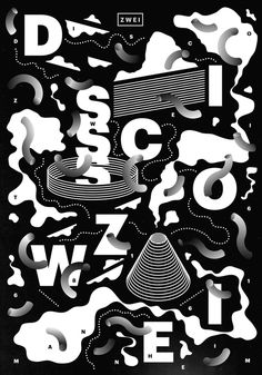 typography /// poster // source:  shit-like