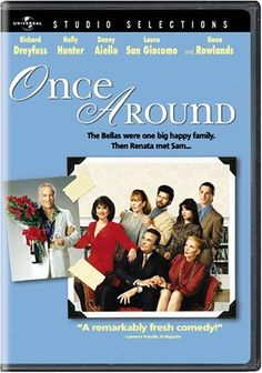 romantic comedy--Once Around