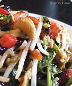 Coleslaw Salad, Poke Bowl, My Best Recipe, Salad Recipes, Salads, Bbq, Good Food, Food And Drink, Cooking Recipes