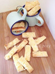 Kertas Resep: Kastangel Roti Tawar