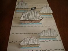 """""""Loot the Pirate Ship"""" math game. Purpose of game: To practice multiples, divisibility rules, and to recognize prime numbers. Math Help, Fun Math, Math Activities, Pirate Games, Pirate Theme, Divisibility Rules, 5th Grade Math, Fourth Grade, Teaching Math"""