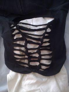 lenzden a spol.: Upravujeme staré outfity v nové