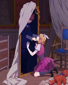 Magic mirror by rin and len kagamine Hatsune Miku, Kaito, Len Y Rin, Kagamine Rin And Len, Vocaloid Funny, Manga Anime, Anime Art, Otaku, Mikuo