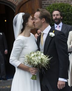 Mariage de Jaime de Bourbon Parme et Viktoria