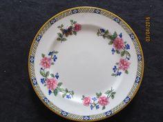 Vintage Aynsley Butterfly Pattern - Lawleys Regent Street - Set of 6 Side Plates | eBay