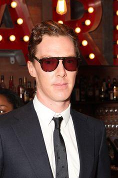 Ben, it's a good job that my husband is so understanding. Sigh.