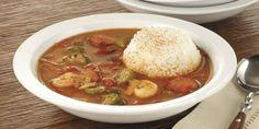 Chef John D. Folse's Louisiana Seafood Gumbo