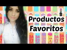 PRODUCTOS FAVORITOS CABELLO, MAQUILLAJE Y PIEL - YouTube