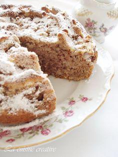La cuisine creative: Kuglof i kolac od jabuka