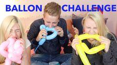 BALLON CHALLENGE mit Bibi, Dagi & Timo   Julienco