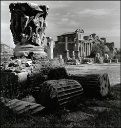 Ancient Art, Rome, Italy, 1949 by Herbert List (German 1903-1975)