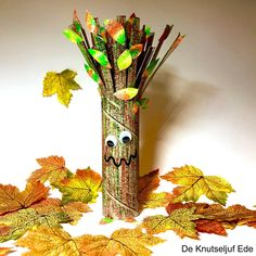 Fun Crafts, Crafts For Kids, Origami, Trees, Paper, Fall Season, Fun Diy Crafts, Crafts For Children, Fun Activities