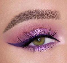 61 Insanely Beautiful Makeup Ideas for Prom Makeup Eye Looks, Eye Makeup Art, Pretty Makeup, Skin Makeup, Makeup Inspo, Eyeshadow Makeup, Makeup Inspiration, Makeup Ideas, Makeup Trends