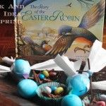 The Story of the Easter Robin - A Book and a Big Idea for Easter and Spring