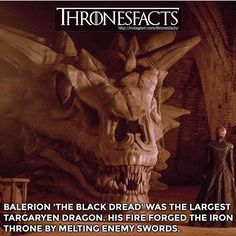 I don't want her to kill Dani's dragons