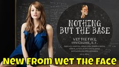 Nothing But The Base - New From Wet The Face Shaving Soap, Coming Out, Shea Butter, Fragrance, Base, Youtube, Going Out, Youtubers, Perfume