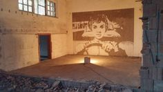 Visoko – An exhibition by HAD in a forgotten factory