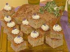 Recetas | Torta express azucarada | Utilisima.com