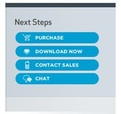 Clear Call to Action Conversion Links Web Design from Zend › PatternTap