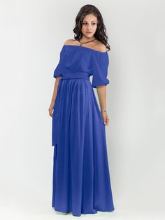 bridesmaid dresses in royal blue inc