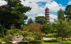 Красивейшие сады Англии, часть 3