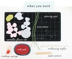 Paper Flower Bouquet for Mom | Damask Love Blog