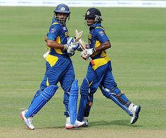 Dilshan & Perera (SL) put on 116 runs for the 1st wicket, vs Bangladesh, 3rd ODI, Pallekele, March 28, 2013