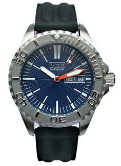 Barbos Sportmaster - Reloj de submarinismo para hombre (100ATm, 1000m)