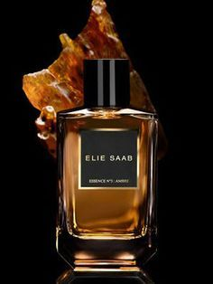 Essence No. 3 Ambre Elie Saab perfume - a new fragrance for women and men 2014
