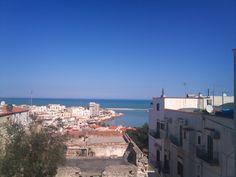View of Vieste , Italy