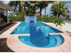swimming pool lighting design   Pool Side Yards   Pinterest ...