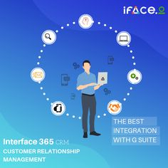 Feature Rich and Suitable for Businesses of all sizes and Industries.New way to manage your data and makes better customer relationship. Customer Relationship Management, Made Goods, Technology, Business, Tech, Tecnologia, Business Illustration
