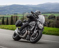 Ducati Diavel Strada - top of my bike wish list.
