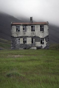 One of my favorite pastimes when travelling around Iceland is visiting abandoned farms. There are abandoned farms in every...