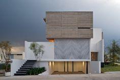House X by Elías Rizo Arquitectos+Agraz Arquitectos. Location: Zapopan, JAL, Mexico