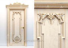 Резная дверь GRD-004 - Фото - Ставрос
