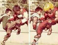 Street Fighter Bro's