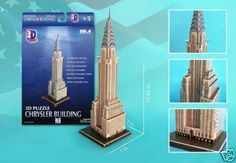 Museum-Quality-Architectural-Model-Chrysler-Building-1-660-scale-New-York-City