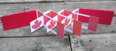 Awesome flag book by Rhonda Miller - go Canada!
